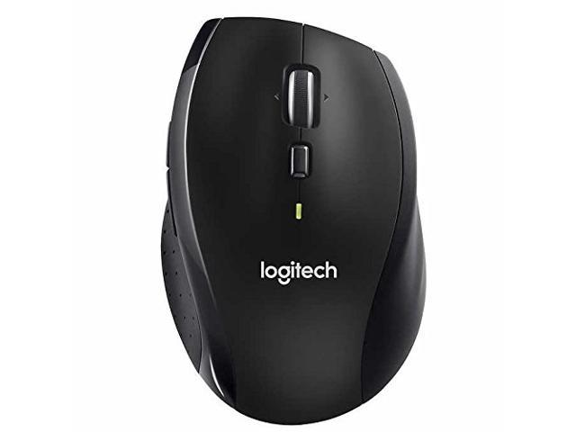Logitech Wireless Performance Plus Mouse for PC and Mac, Large Mouse, Long  Range Wireless Mouse - Newegg com