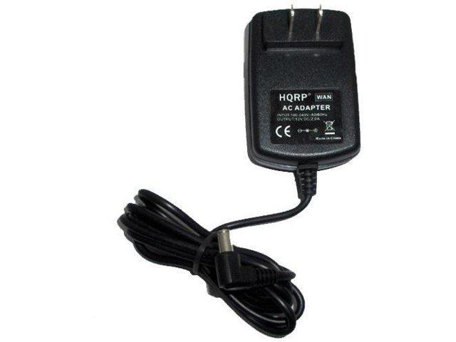 Hqrp Ac Adapter Power Supply For Yamaha Ypg 625 Ypg625 Ypg 635 Ypg635 Keyboards Replacement Plus Hqrp Coaster