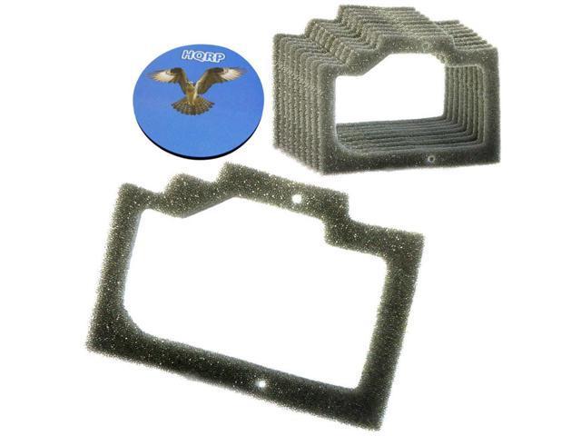 HQRP 10-Pack Foam Gasket Air Filters for Homelite UT-10608 / UT-10609  Chainsaws + HQRP Coaster - Newegg com