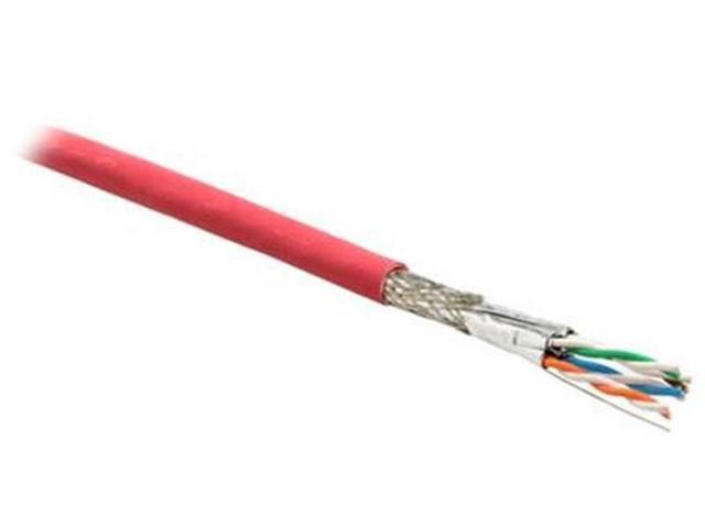 CAT7 Ethernet Cable 10G Indoor//Outdoor Dual Shielded Solid Copper S//FTP 200 Ft.