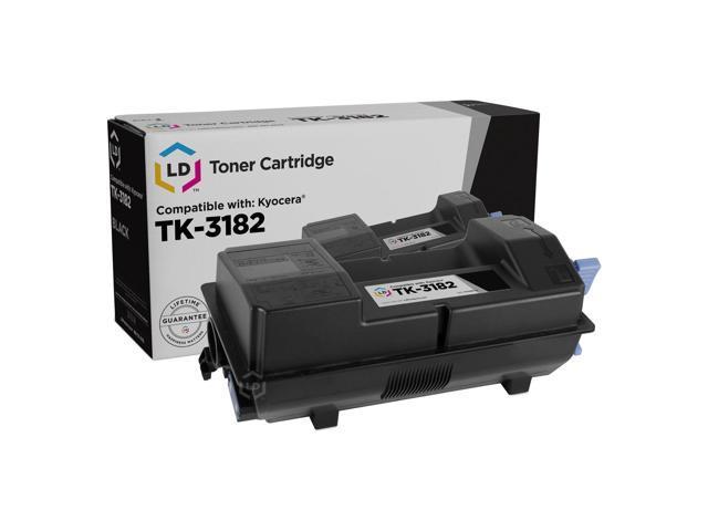 LD Compatible Toner Cartridge Replacement for Kyocera TK-3182 1T02T70US0  (Black) - Newegg com