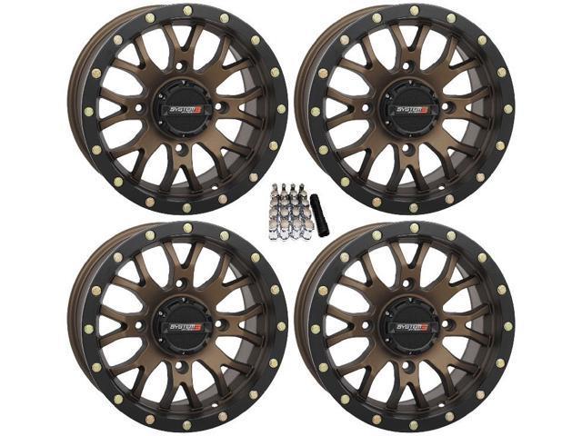 System 3 St Bronze Utv Wheels 14 Can Am Maverick X3