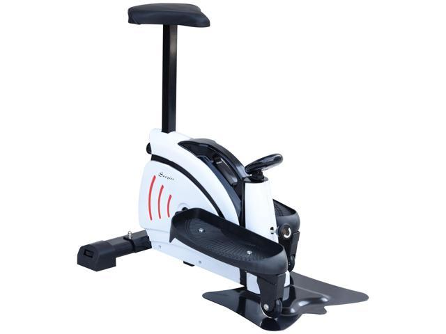Mini Elliptical Machine Under Desk Elliptical Trainer W Display Monitor