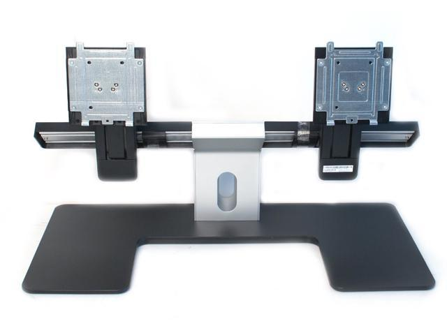 Dell Hxdw0 Dual Monitor Stand Mds14 For Monitors Up To 24
