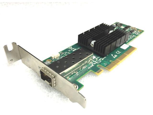 Refurbished: HP 10GbE Mellanox ConnectX-2 PCIe 2 0 x8 Low Profile Network  Interface Card, 671798-001 666172-001 MNPA19-XTR - Newegg com