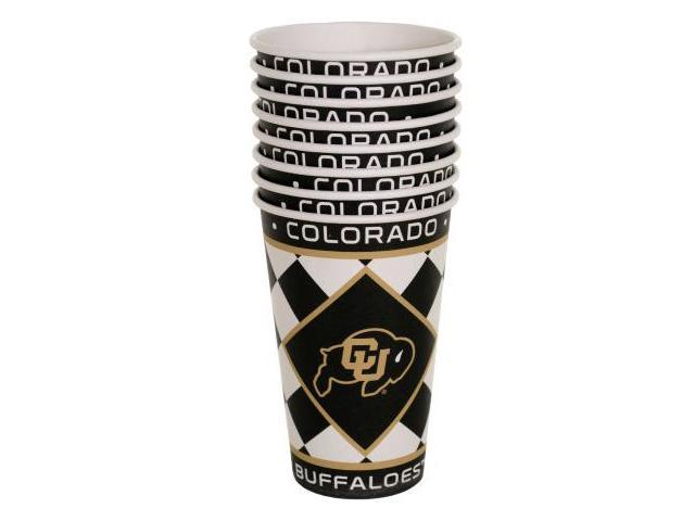 123-Wholesale: Set of 96 Colorado Buffaloes Paper Cups Set (Sports Licensed  Products, Sports Licensed Products) - Newegg com