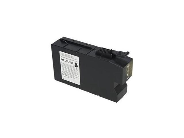 Black Ink Cartridge for Ricoh 841720 Aficio MP CW2200SP, MP