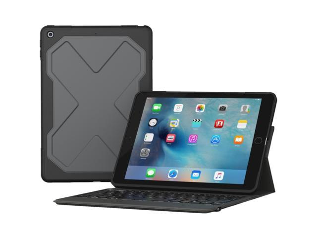 Zagg I10rmk Bb0 Rugged Messenger For 5th Amp 6th Newegg Com