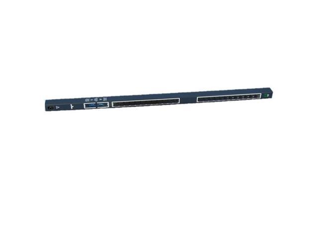 Leviton Metered MV241-1D1 24-Outlets PDU - Newegg com