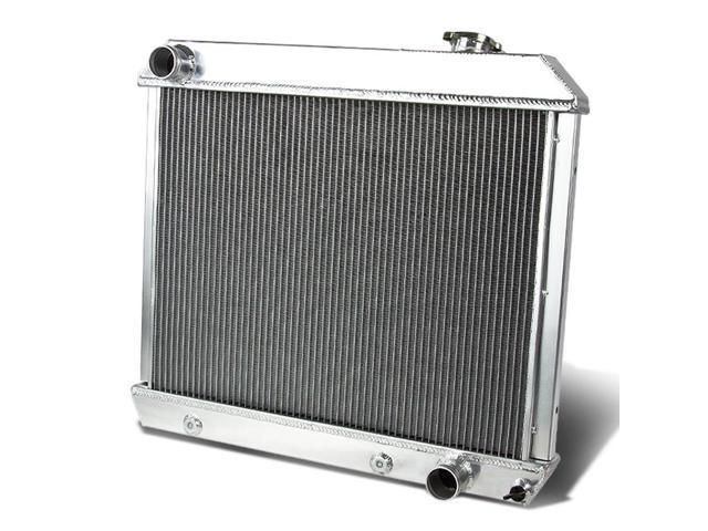ModifyStreet For 64-65 Oldsmobile F85 MT l6/V6/V8 3-Row Triple Core Full  Aluminum Radiator - Newegg com