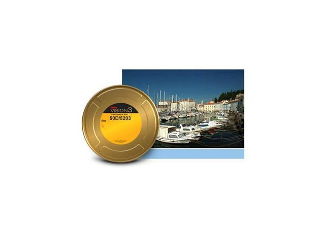 Kodak VISION3 50D/7203 16mm Color Negative Film, 100' Roll #8003634 -  Newegg com