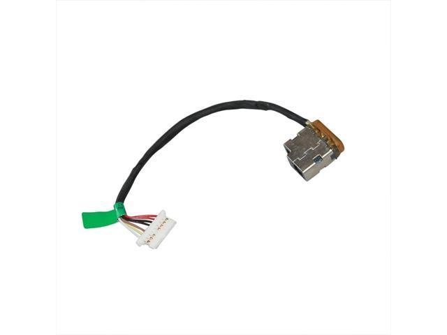 DC Power Jack For HP Pavilion 14-v062us 14-v063us 14-v168nr Charging Port Cable