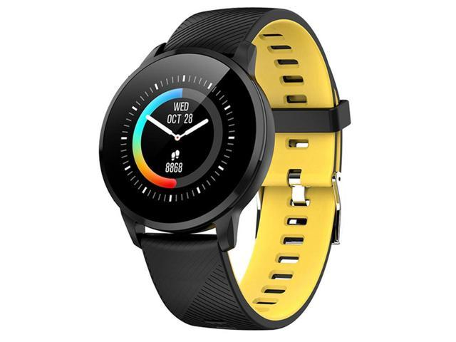 CORN IP67 Smart Watch for Android iPhone with Heart Rate & Blood Pressure & Sleep Monitor
