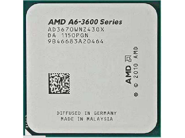 AMD A6-3670 DRIVERS FOR WINDOWS