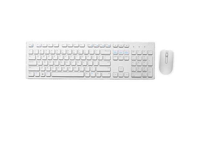 92783322a82 Dell Wireless Keyboard And Mouse Km636 (580-Adty) - Newegg.com