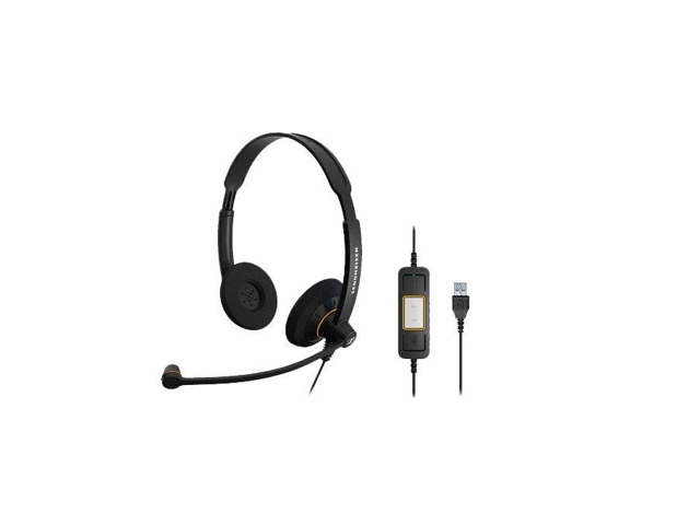Black Sennheiser Single Sided Gaming Headset with Noise Cancelling Microphone for Xbox 360