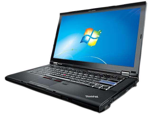 Lenovo T410 Laptop Win 7 Pro Microsoft Office 07 Intel I5 2 4ghz 3g Ram 320g H D