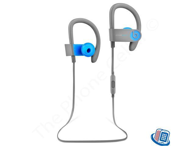 Beats by Dr. Dre Powerbeats 3 Wireless Active Bluetooth Grey Blue Ear-Hook bd982c03f5