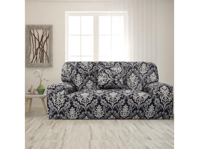 Amazing Stretch Sofa Cover Loveseat Couch Slipcover Machine Washable Stylish Furniture Protector With One Cushion Case 3 Seater Style 14 Newegg Com Gmtry Best Dining Table And Chair Ideas Images Gmtryco