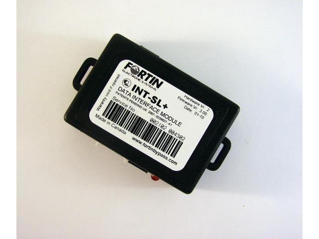 Fortin INT-SL+ Domestic Self Learning Immobilizer Bypass Module INTSL Plus  - Newegg com