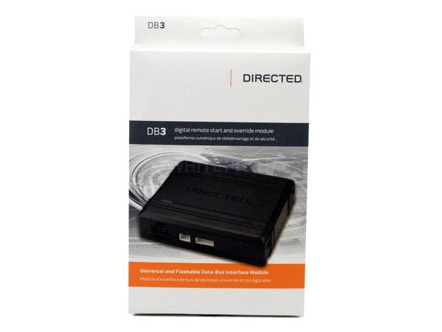 DIRECTED INSTALLATION ESSENTIALS Directed Digital Systems Db3 Db3 Universal  & Flashable Databus Interface Module 6 50in - Newegg com