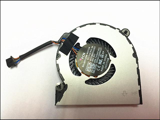 4 PIN FOR HP Elitebook 720 820 G1 820 G2 cpu cooling fan 730547-001 FCC3  DFS401505M10T - Newegg ca