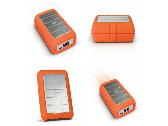 Lacie Rugged Triple 1tb Usb 3 0 Firewire 800 Transfer Rate Up To 80mb S