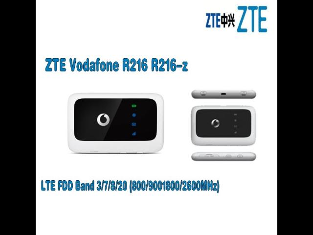 Unlocked New Original Vodafone ZTE R216-Z 4G Wireless Router Mobile WiFi  Hotspot - Newegg com