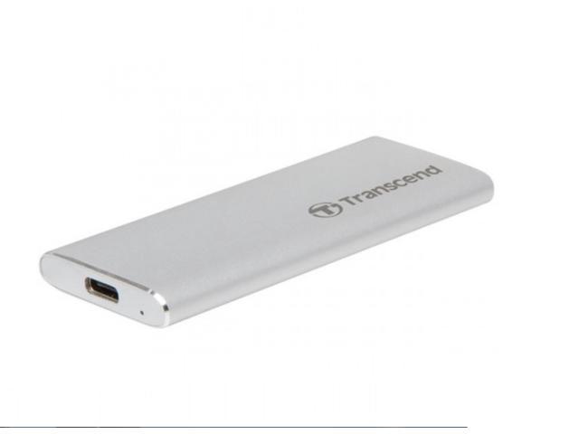 Transcend TS CM80S M2 SSD Enclosure SATA TO Type