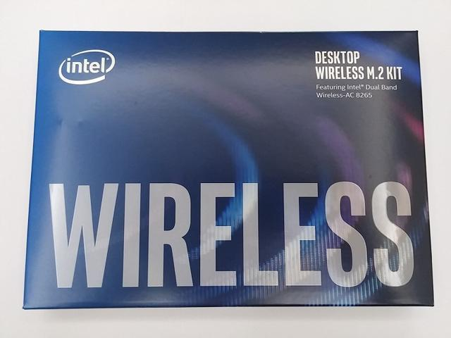 intel dual band wireless ac 8265