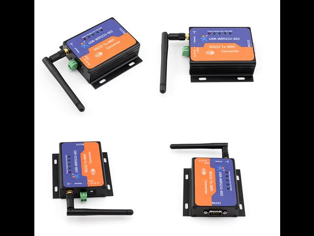 WWH-RS232 to WIFI 802 11 B/G/N Converter RS232 data to WIFI or TCPIP socket  - Newegg com