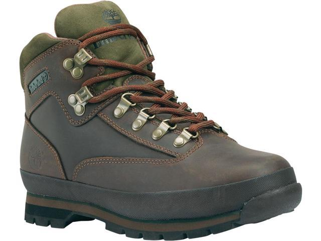 94bc9d4fdea Timberland Euro Hiker 95100 Brown - Mens Hiking - Newegg.com