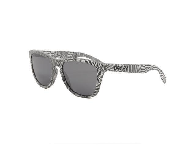 6475b1b413 ... greece oakley fingerprint collection frogskins sunglasses oo9013 52  polished white black iridium 09bda e649a ...