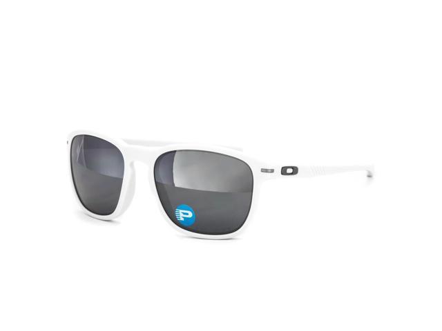 27dae55063 Oakley Heaven   Earth Enduro Sunglasses OO9223-17 Matte White   Black  Iridium Polarized