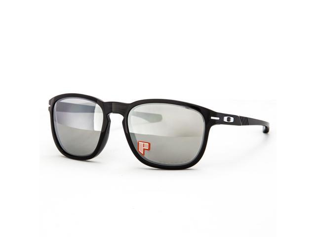 772a20326f7 Oakley Ink Collection Enduro Sunglasses OO9223-14 Black Ink   Chrome Iridium  Polarized