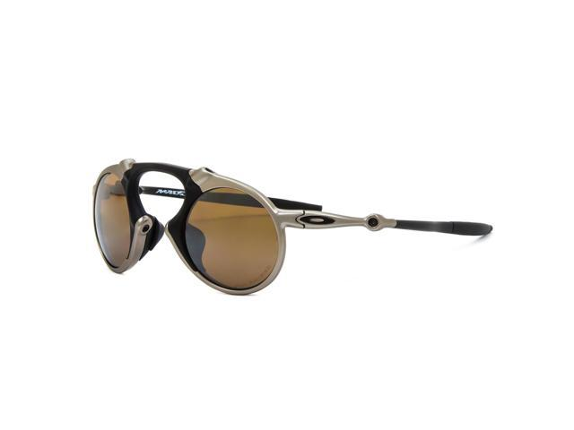 7da141407b Oakley Mad Man Sunglasses OO6019-03 Plasma   Tungsten Iridium Polarized