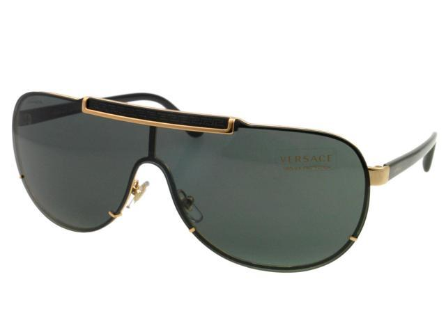 f143838b53ed9 VERSACE Sunglasses VE 2140 100287 Gold 1MM - Newegg.com