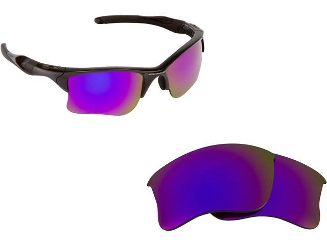 cab5606ae31 Best SEEK Polarized Replacement Lenses Oakley HALF JACKET 2.0 XL Asian  Purple