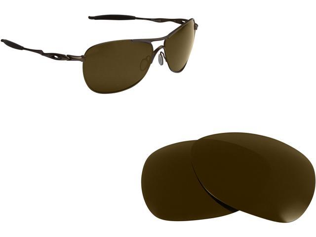 f1109217dda Best OW Polarized Replacement Lenses for Oakley CROSSHAIR (OO6014) Bronze  Brown