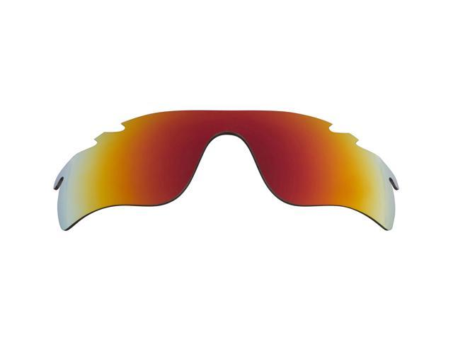 3c085e768b VENTED RADAR EDGE Replacement Lenses Polarized Red by SEEK fits OAKLEY