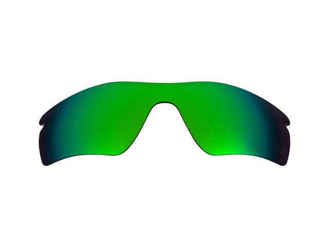 8f5be3b9f3f Best SEEK Polarized Replacement Lenses for Oakley PROBATION Green Mirror
