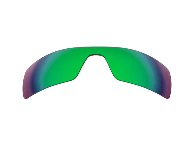 e8c97efa08 Best SEEK Replacement Lenses for Oakley Sunglasses ANTIX Emerald Green  Mirror