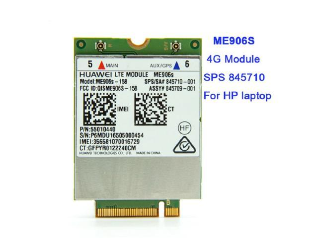 3G 4G LTE CAT4 for UNLOCKED HUAWEI ME906S ME906S-158 M 2 Qual band FDD LTE  4G Module 150M SPS 845710-001 for HP Replace ME906E - Newegg com