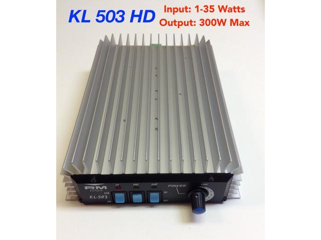 RM KL 503 HD (High Drive) Linear Amplifier - Newegg com