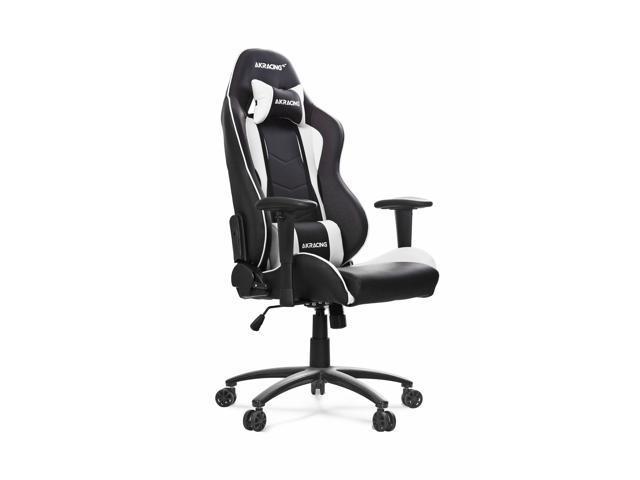 Prime Akracing Ak 5015 Nitro Series Ergonomic Gaming Chair Black White Theyellowbook Wood Chair Design Ideas Theyellowbookinfo