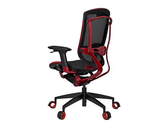 2cb8ff44686 Vertagear Gaming Series Triigger Line 350 Ergonomic Office Chair Special  Edition Red