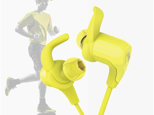 JVC HAET50BTY YELLOW AE Wireless Bluetooth Headset with Fit Motion Fit 171276ac11