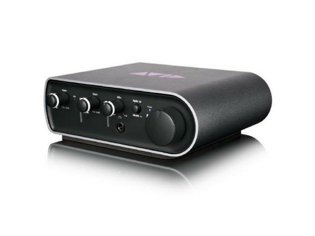 Avid Mbox Mini 2 X 2 Ultra Compact 2x2 Audio Interface Original