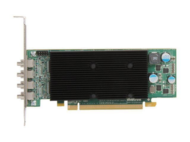 MATROX M9148 LP PCIE X16 GRAPHICS WINDOWS VISTA DRIVER DOWNLOAD