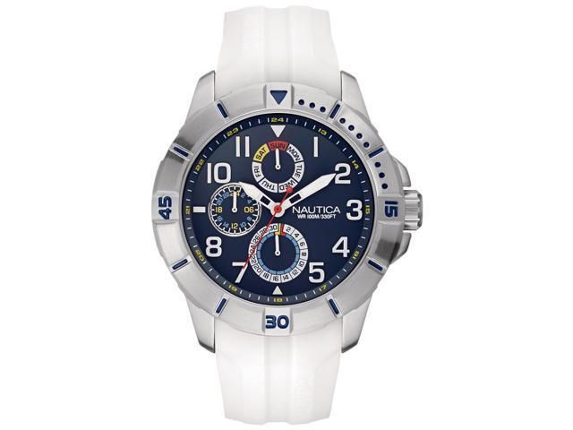 29fb7b4f2acd Mans reloj NAUTICA - NSR 300 NAI12514G - Newegg.com